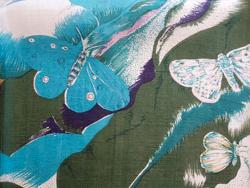 Seidentuch Butterfly2 2