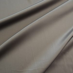 Stretch Satin Grau