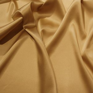 Stretch Satin Beige