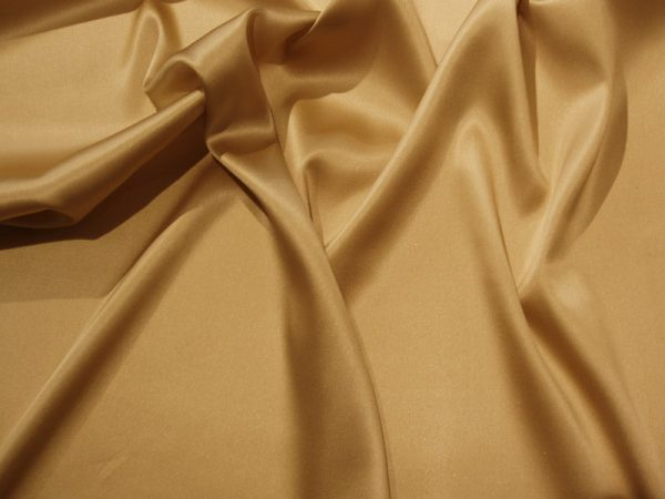 Stretch Satin beige 1