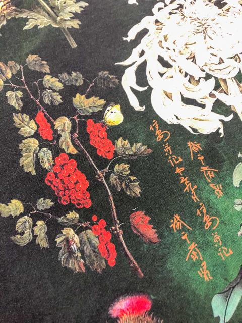 Bambus Asiatische Weißdistel 4