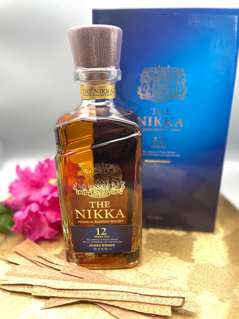 Whisky The Nikka Blended- Limited Edition 1