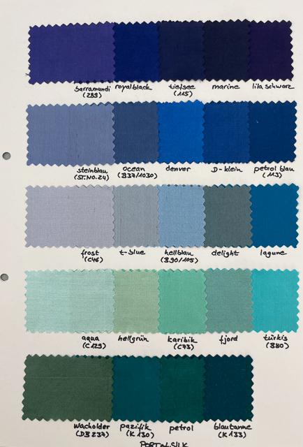 Dupion Seide Uni, Meterware in 112 Farben 4